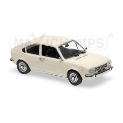 Alfa Romeo Alfasud 1972 Blanche Maxichamps 940120101