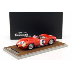 Maserati 450S 19 12 Heures de Sebring 1957 Tecnomodel TM1845C