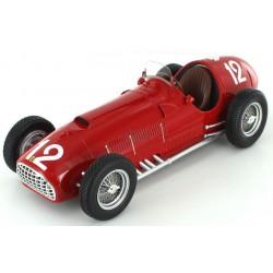 Ferrari 375 F1 12 Grand Prix d'Angleterre 1951 José Froilan Gonzales Tecnomodel TM1863C