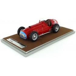 Ferrari 375 F1 71 Grand Prix d'Allemagne Nurburgring 1951 Alberto Ascari Tecnomodel TM1863E