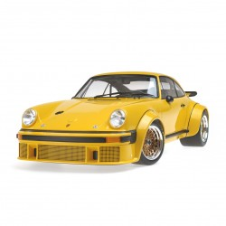 Porsche 934 Jaune 1976 Minichamps 125766401