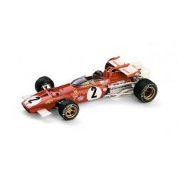 Ferrari 312B F1 Italie 1970 Jacky Ickx Brumm R313CCH