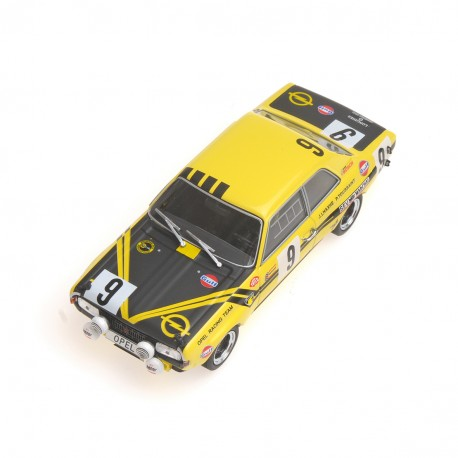 Opel Commodore A Steinmetz 9 24 Heures de Spa-Francorchamps 1970 Minichamps 400704609