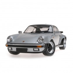 Porsche 911 Turbo 1977 Silver Minichamps 125066101
