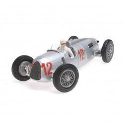Auto Union Typ C 12 Grand Prix de Budapest 1936 Minichamps 155361012
