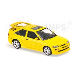Ford Escort Cosworth 1992 Jaune Maxichamps 940082101