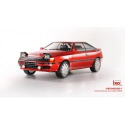 Toyota Celica ST165 1988 Rouge IXO 18CMC001