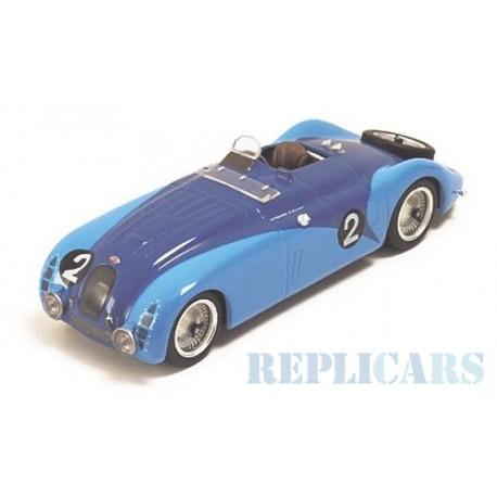 Bugatti 57 G Winner Le Mans 1937-1//43 Spark Diecast Voiture Miniature giftA