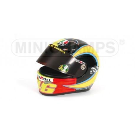 Casque 1/2 AGV Valentino Rossi MotoGP 2005 Minichamps 327050046