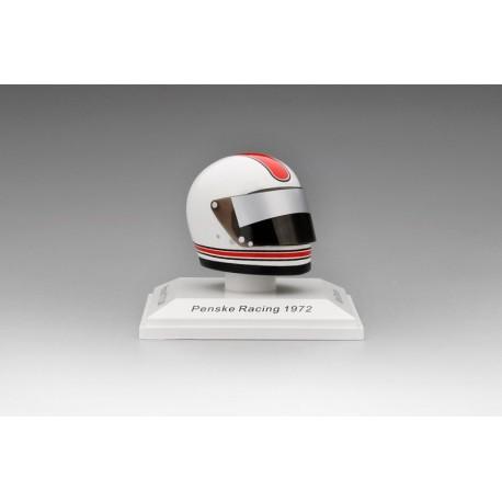 Casque 1/8 Mark Donohue 1972 Penske Racing Truescale TSMAC001