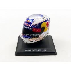 Casque 1/5 Daniel Ricciardo F1 2016 Spark 127274