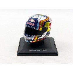 Casque 1/5 Carlos Sainz Jr F1 2016 Spark 127278