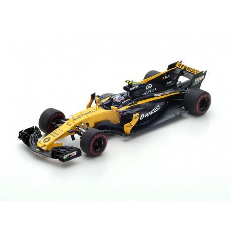 Renault RS17 F1 Bahrain 2017 Jolyon Palmer Spark S5034