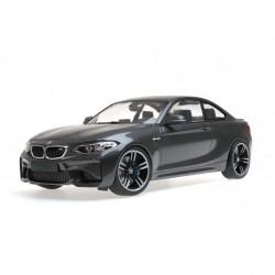 BMW M2 Coupé 2016 Grise Minichamps 155026102