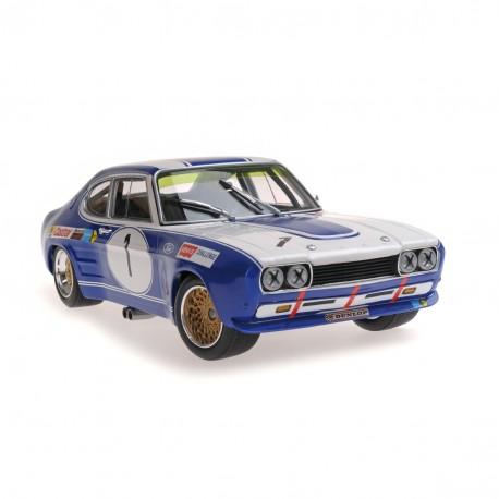 Ford Capri RS 2600 1 ETC Brno 1972 Dieter Glemser Minichamps 155728501