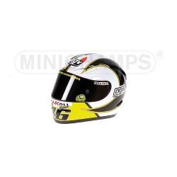 Casque 1/2 AGV Valentino Rossi Moto GP 2006 Minichamps 327060046