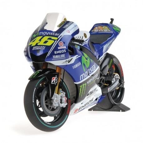 Yamaha YTZ-M1 Moto GP Philip Island 2014 Valentino Rossi Minichamps 122143146