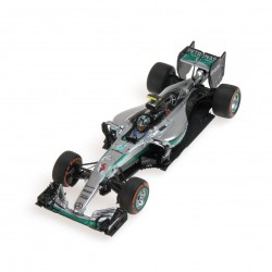 Mercedes F1 W07 Hybrid 6 F1 Japon 2016 Nico Rosberg Minichamps 417160506