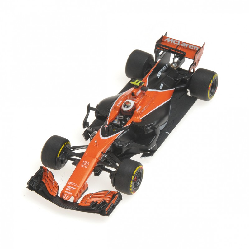 mclaren honda mcl32 f1 chine 2017 stoffel vandoorne minichamps 537174302 miniatures minichamps. Black Bedroom Furniture Sets. Home Design Ideas