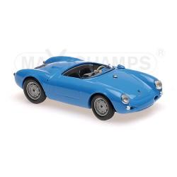 Porsche 550 Spyder 1955 Bleue Maxichamps 940066031