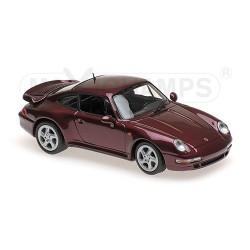 Porsche 911 Turbo S (993) 1997 Rouge Maxichamps 940069200