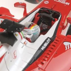 Ferrari SF16-H 5 Grand Prix d'Italie 2016 Sebastian Vettel BBR BBR181625