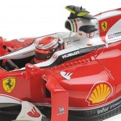 Ferrari SF16-H 7 Grand Prix d'Italie 2016 Kimi Raikkonen BBR BBR181627