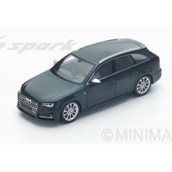 Audi S4 Avant 2016 Noire Spark S4888