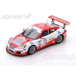 Porsche Carrera Cup 2 Champion Mobil 1 Supercup 2016 Sven Muller Spark S5152