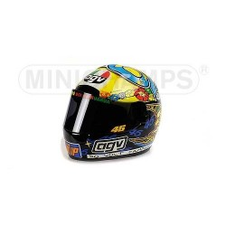 Casque 1/2 AGV Valentino Rossi GP 250 1999 Minichamps 327990046