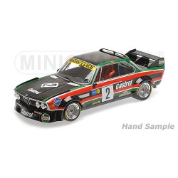 BMW 3.0 CSL 2 GP Nurburgring 1976 Minichamps 155762502
