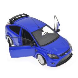 Ford Focus RS 2010 Bleue Minichamps 100080007