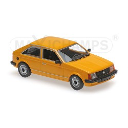 Opel Kadett Saloon 1979 Orange Maxichamps 940044101