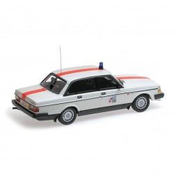 Volvo 240 GL 1986 Police Belgique Minichamps 155171492