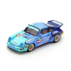 Porsche 911 Turbo 33 24 Heures du Mans 1994 Spark S4442