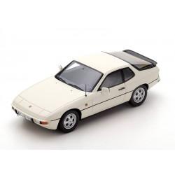 Porsche 924S 1988 Blanche Spark S4460
