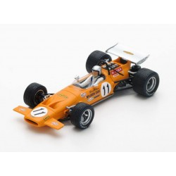 McLaren M14A F1 Espagne 1970 Bruce McLaren Spark S4843
