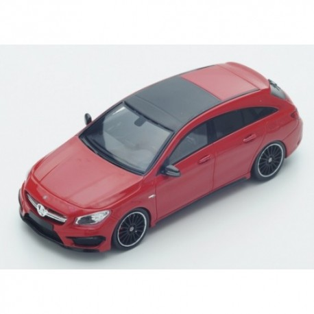 Mercedes CLA 45 AMG Shooting brake 2016 Rouge Spark S4980