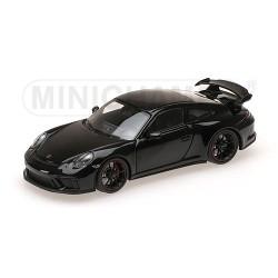 Porsche 911 GT3 2017 Noire Minichamps 410066021