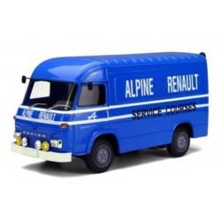 Saviem SB2 Assistance Courses Alpine bleue et blanche Ottomobile OT578