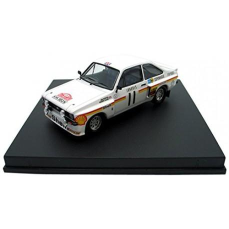 Ford RS 1800 11 Rallye Monte Carlo 1976 Clark Porter Trofeu 2501