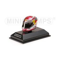 Casque 1/8 Arai Sebastian Vettel F1 Hockenheim 2010 Minichamps 381100305