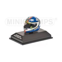 Casque 1/8 AGV Valentino Rossi Moto GP Mugello 2003 Minichamps 397030076