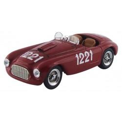 Ferrari 195 SP 1221 Rallye Coppa della Toscana 1950 Serafini Salami Art Model ART290