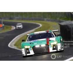 Audi R8 LMS 29 24 Heures du Nurburgring 2017 Spark 12SG001