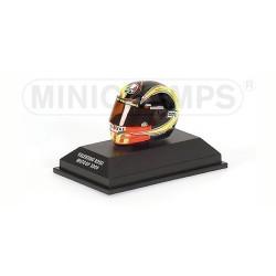 Casque 1/8 AGV Valentino Rossi Moto GP 2004 Minichamps 397040046