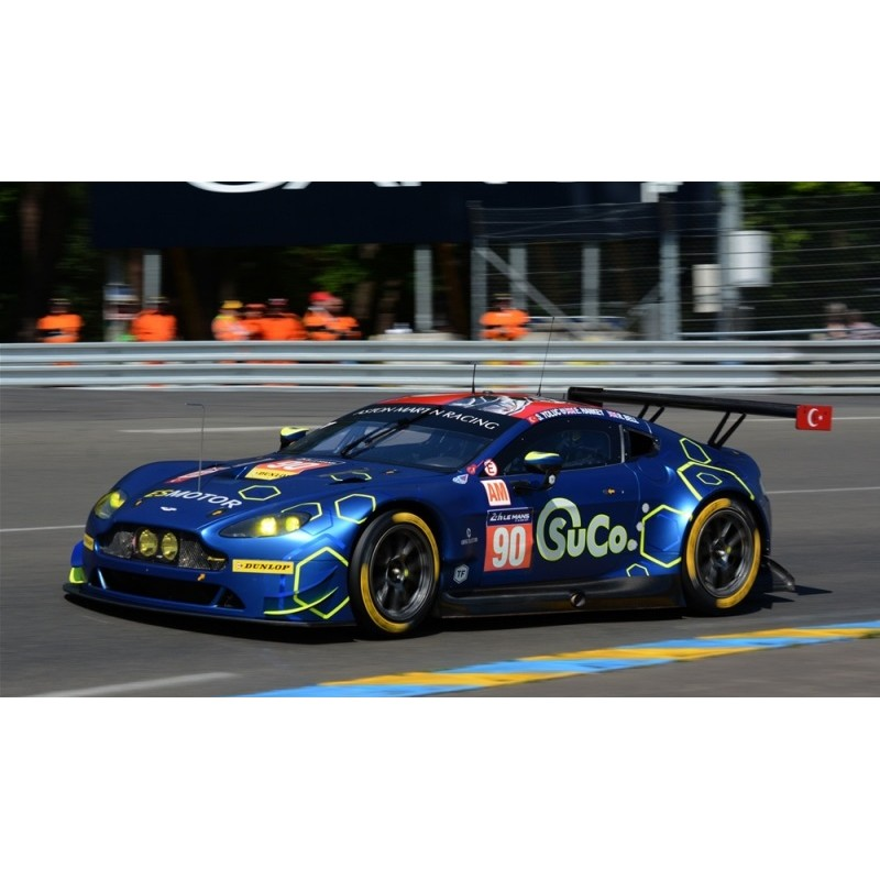 aston martin vantage gte 90 24 heures du mans 2017 spark s5841 miniatures minichamps. Black Bedroom Furniture Sets. Home Design Ideas
