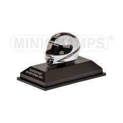 Casque 1/8 AGV Valentino Rossi Moto GP Sepang 2005 Minichamps 397050066