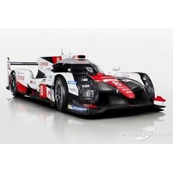 Toyota TS050 Hybrid 8 24 Heures du Mans 2017 Spark 18S335