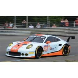 Porsche 911 RSR 86 24 Heures du Mans 2017 Spark 18S334
